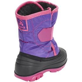 Kamik Snowbug3 - Calzado Niños - rosa/violeta